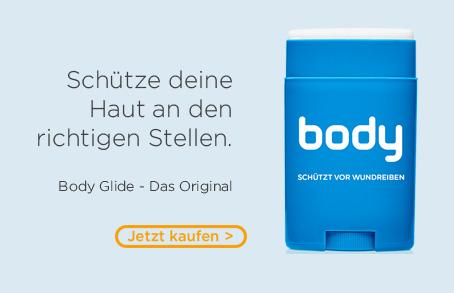 Body Glide - Das Original -Schütze deine Haut an den richtigen Stellen