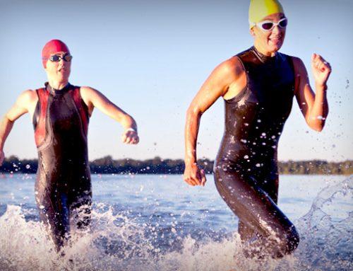 Hautreibung beim Triathlon vermeiden