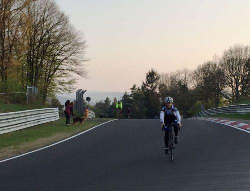 """Vorbereitung auf das """"24h-Radrennen am Ring"""" Teil II"""