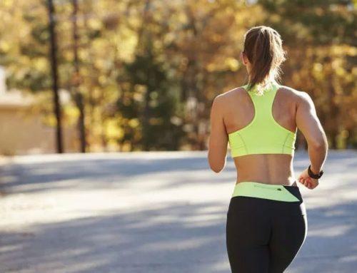Achselscheuern bei Läufern