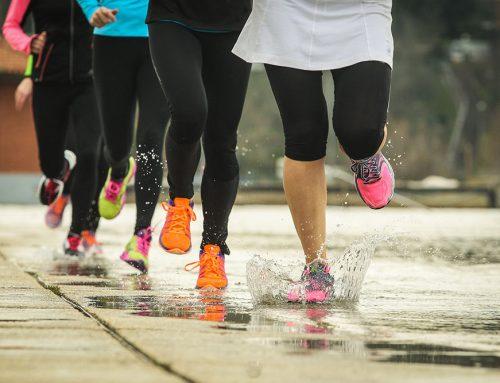 Laufen im Regen – 6 wertvolle Tipps
